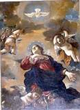 Barbieri G. F. detto Guercino (1622), Dipinto Madonna