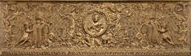 Bott. romana sec. XVIII, Paliotto