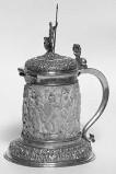 Bott. romana sec. XVI-XVIII, Acquamanile