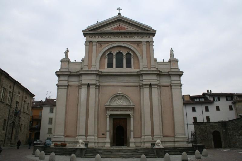 Chiesa di Sant'Antonino Martire <Borgo Val di Taro>