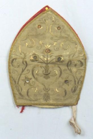Manif. Italia centr. secc. XVII-XVIII, Mitra