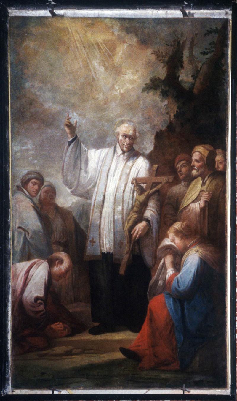 Ambito lombardo sec. XVIII, San Vincenzo de' Paoli