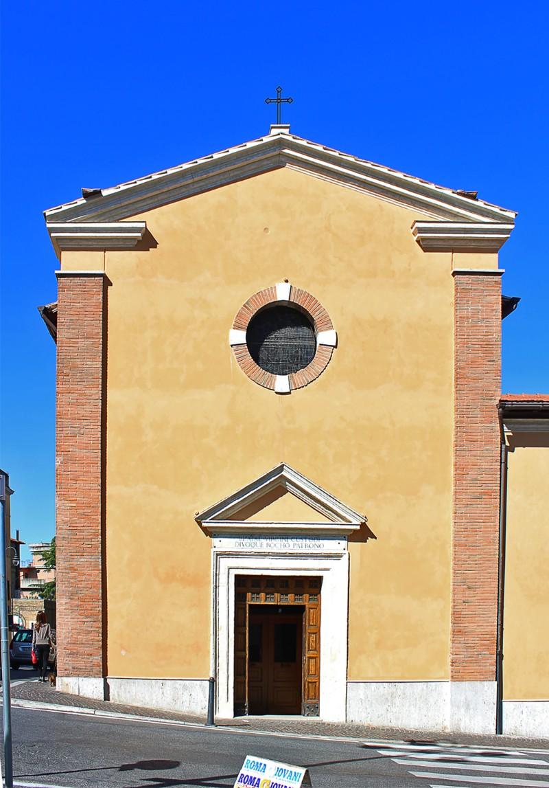 Chiesa di San Rocco <Monterotondo>