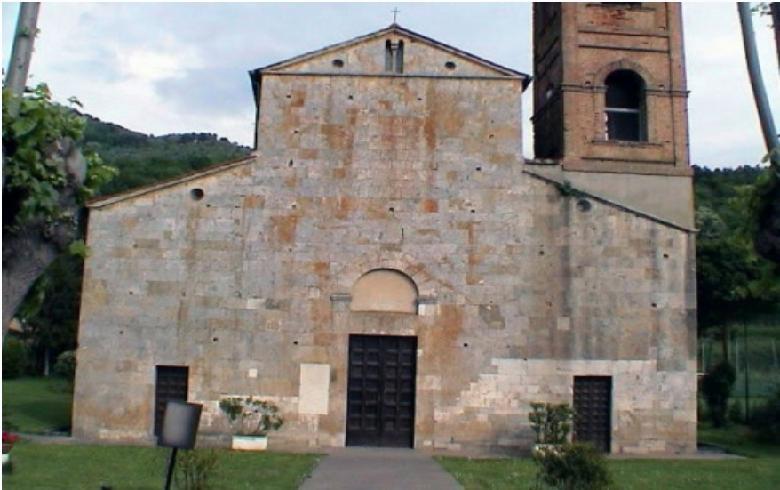 Pieve di san Marco a Rigoli (San Giuliano Terme)