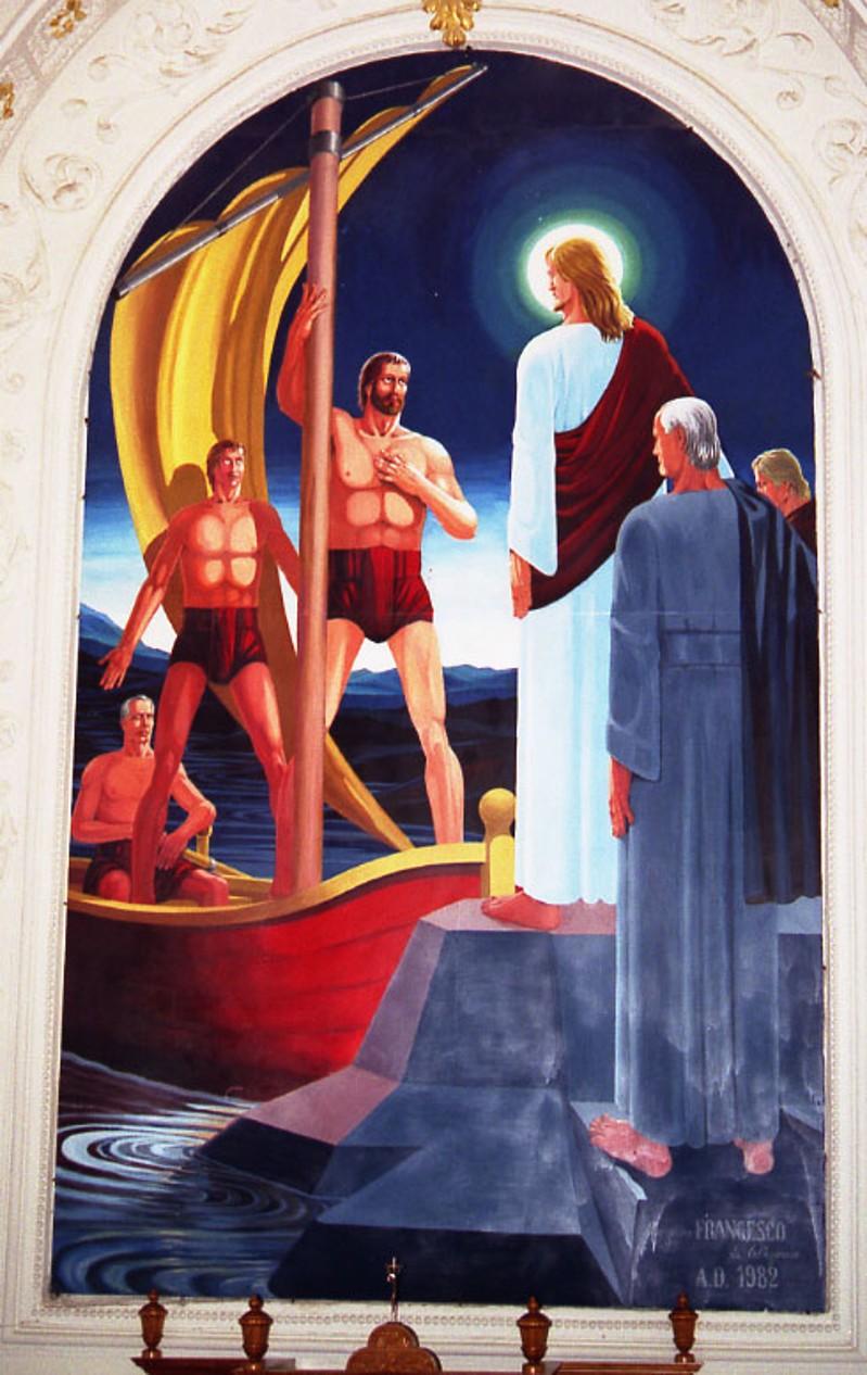 Alberghina F. (1982), Vocazione degli apostoli