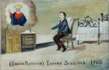 Ambito piemontese (1903), Ex voto Scagliola