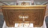 Bott. altoatesina sec. XX, Capocielo di pulpito