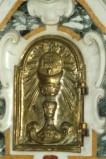 Produzione campana sec. XIX, Sportello di tabernacolo con calice dorato