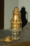 Produzione campana sec. XIX, Turibolo dorato