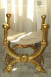 Artigianato campano sec. XIX, Faldistorio del vescovo Puoti
