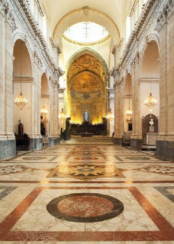 Gli spazi per la liturgia