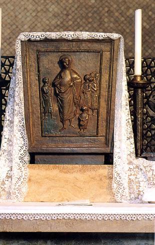 Il tabernacolo di M. mascherini