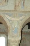 Scuola campana-cassinese sec. XI, Affresco con il profeta Sofonia