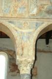 Scuola campana-cassinese sec. XI, Affresco con il profeta Daniele