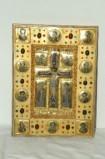 Orefice meridionale sec. XII, Coperta dell'Evangeliario di Alfano