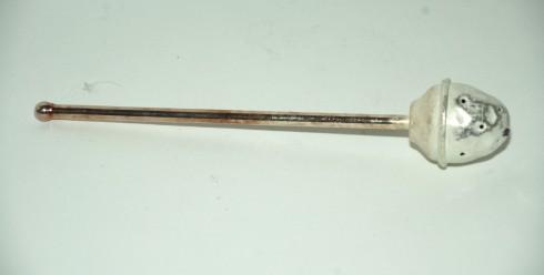 Produzione campana sec. XIX, Aspersorio