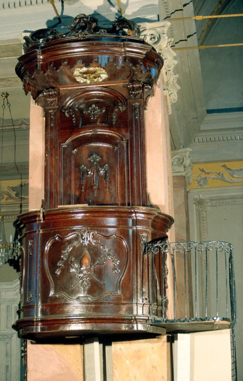 Alemanno G. A. sec. XVIII, Pulpito