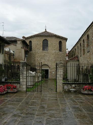 Battistero di Grado dedicato a Santa Eufemia  (Grado)