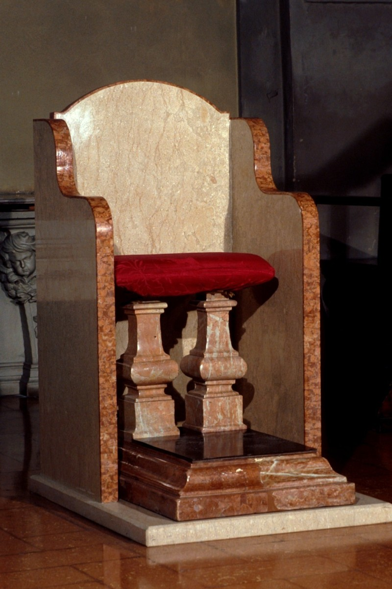 Ambito piemontese secc. XVIII-XIX, Cattedra