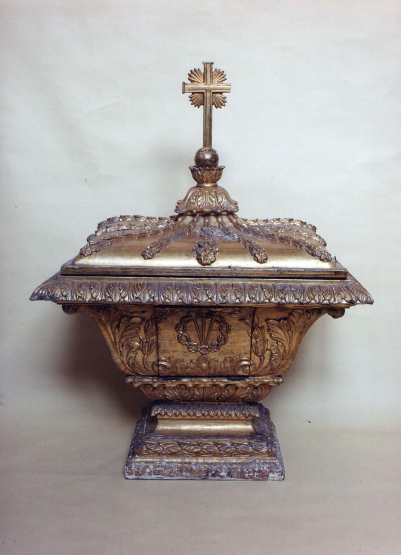 Bottega siciliana sec. XVIII, Repositorio