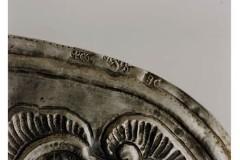 Calì B. sec. XVIII, Navicella portaincenso