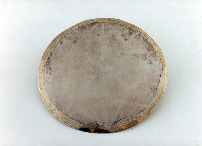 Bottega siciliana secc. XVIII-XIX, Patena
