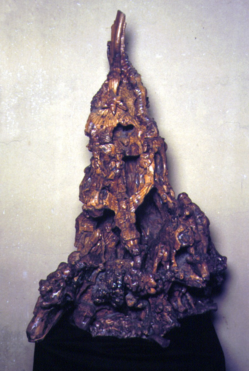 Aghitini M. (1989), Presepe