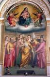 Roncalli C. (1620), Assunzione della Madonna e santi