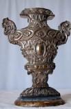 Bott. marchigiana sec. XVIII-XIX, Vaso portapalma in argento 6/6