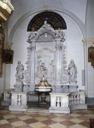 Danieletti P. sec. (1771 ca.), Battistero