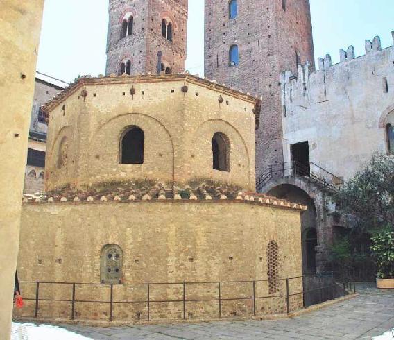 Battistero di Albenga  (Albenga)