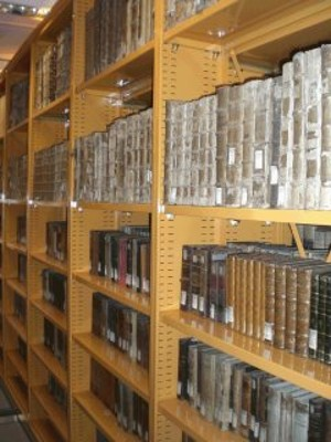 Attrezzature per la conservazione dei testi