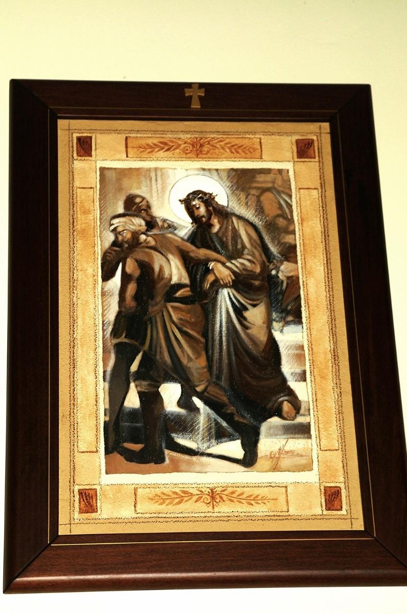 Afrune G. sec. XXI, Gesù Cristo condannato a morte