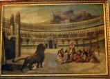 Ambito romano sec. XX, Martirio di cristiani