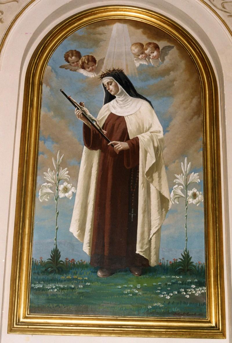 Conti Consoli S. (1936), Santa Maria Maddalena dei Pazzi