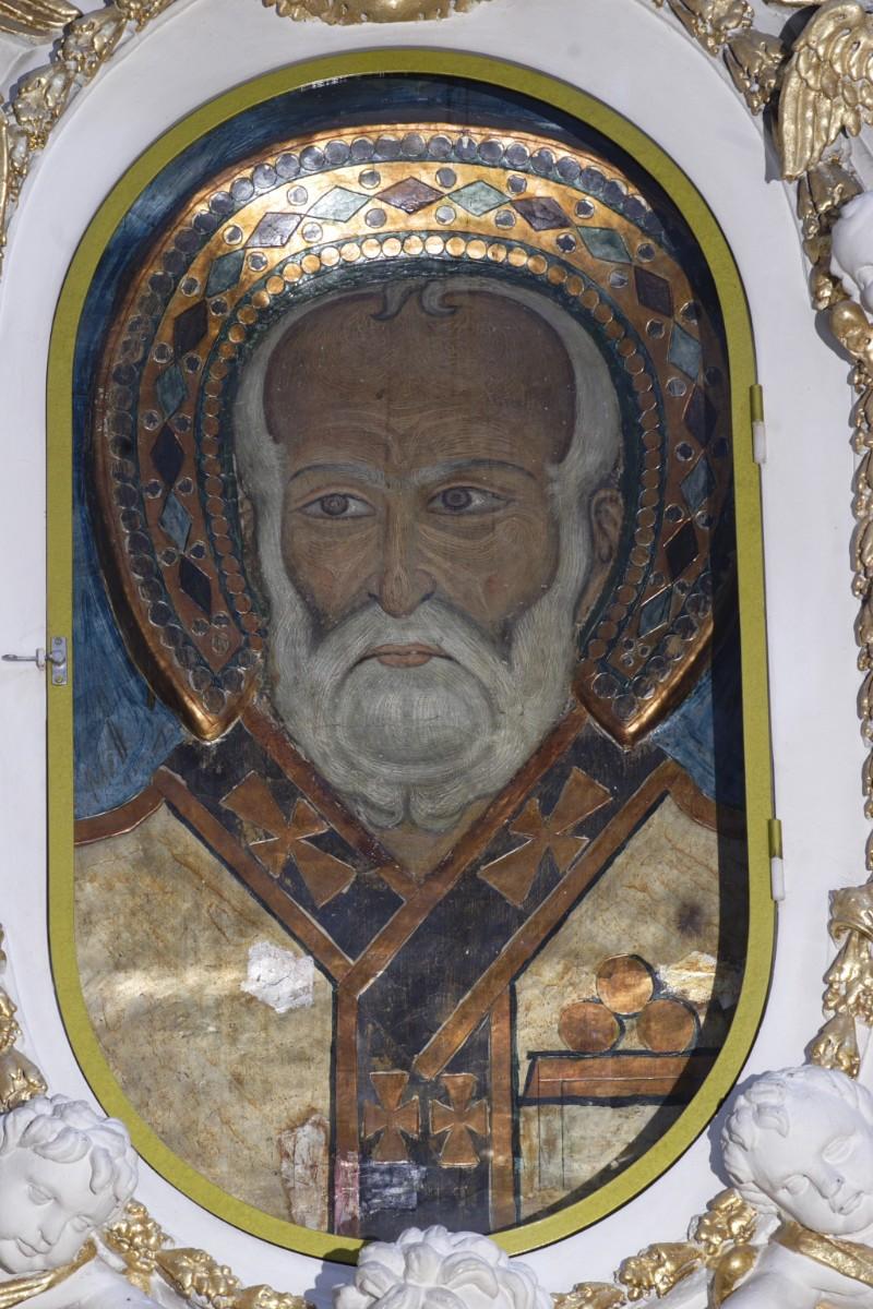 Ambito salentino (1573), S. Nicola di Bari vescovo