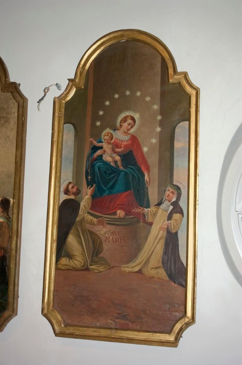 Acerbi M. sec. XX, Madonna del Rosario di Pompei