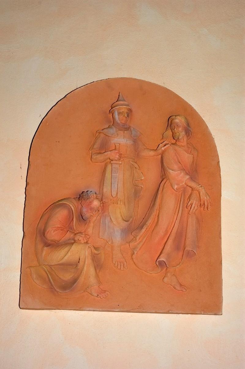 Alberton E. (2002), San Pietro rinnega Gesù Cristo