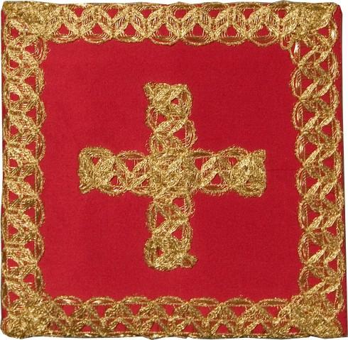 Manifattura italiana sec. XX, Busta rossa