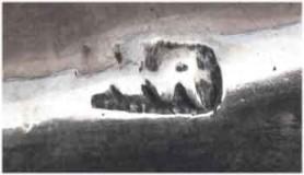 Bottega veneta sec. XVIII, Scettro della Madonna del Carmine