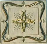 Manifattura veneta sec. XX, Busta bianca