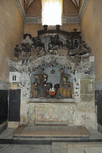 Presepe - ambito di A. Persio – 1587