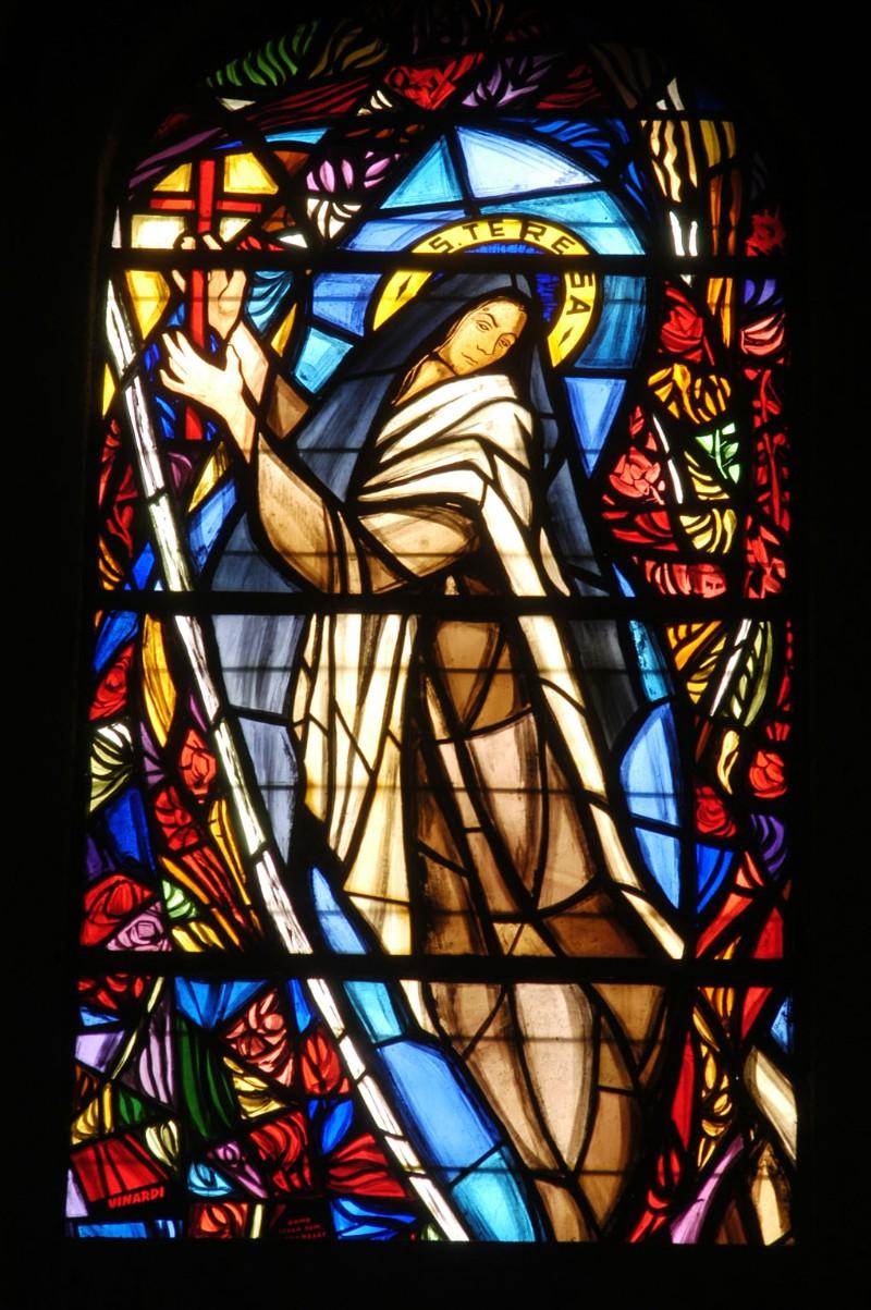 Vinardi Luciano (1961-1974), Santa Teresa del Bambino Gesù