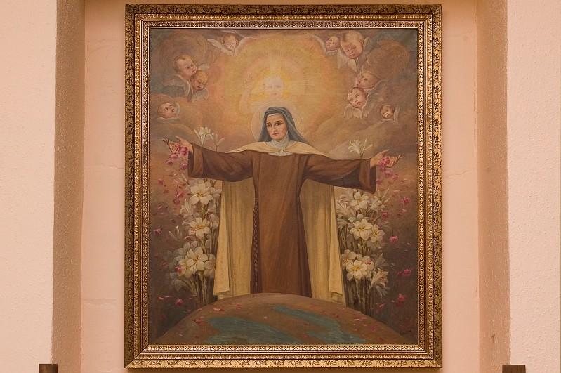 Albani A. sec. XX, Santa Teresa del Bambino Gesù
