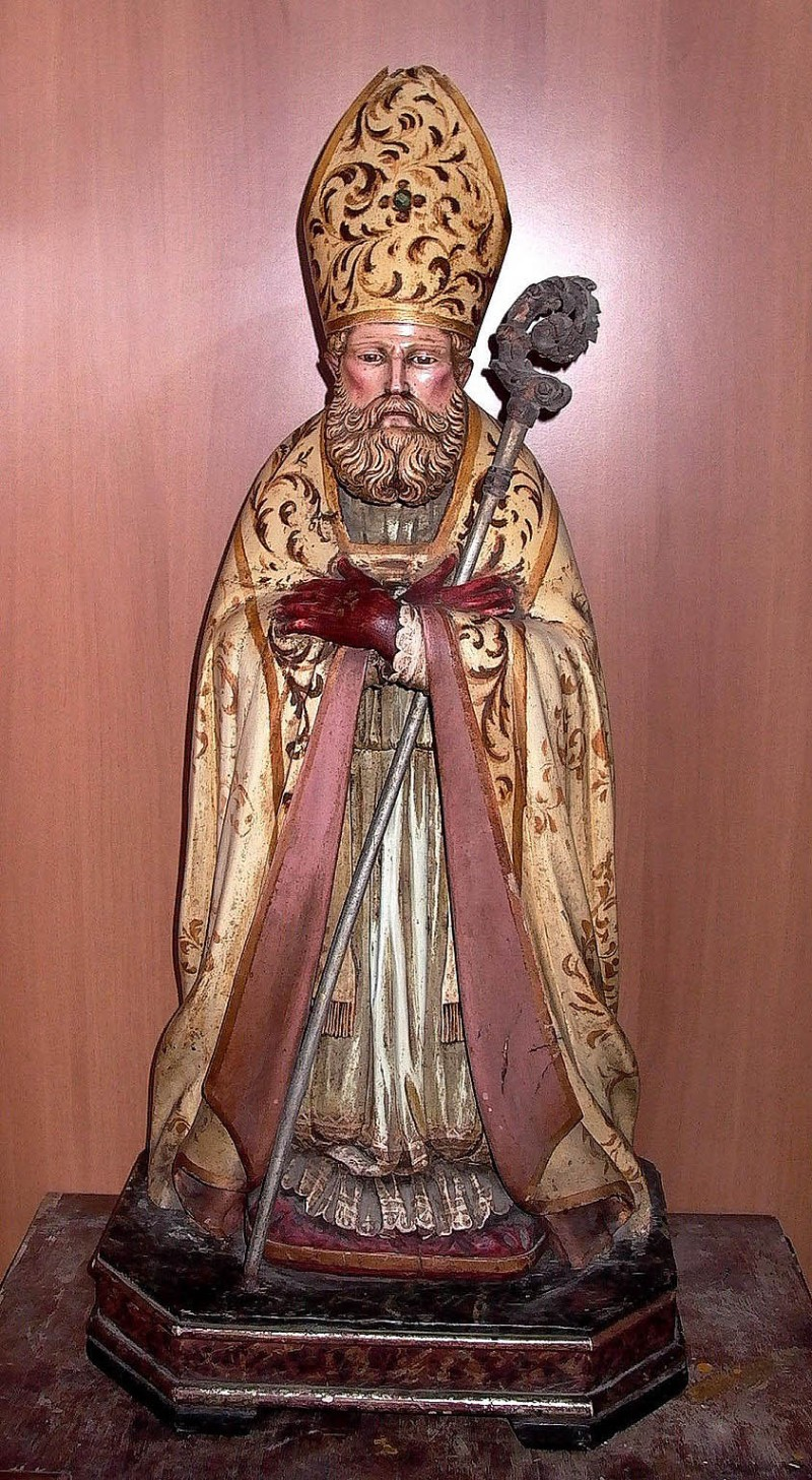 Bottega napoletana sec. XVII, San Catello