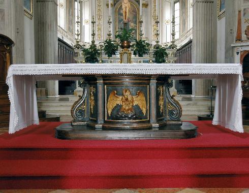 La mensa eucaristica
