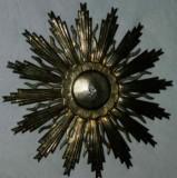 Ambito Italia meridionale sec. XIX, Aureola del Sacro Cuore di Gesù