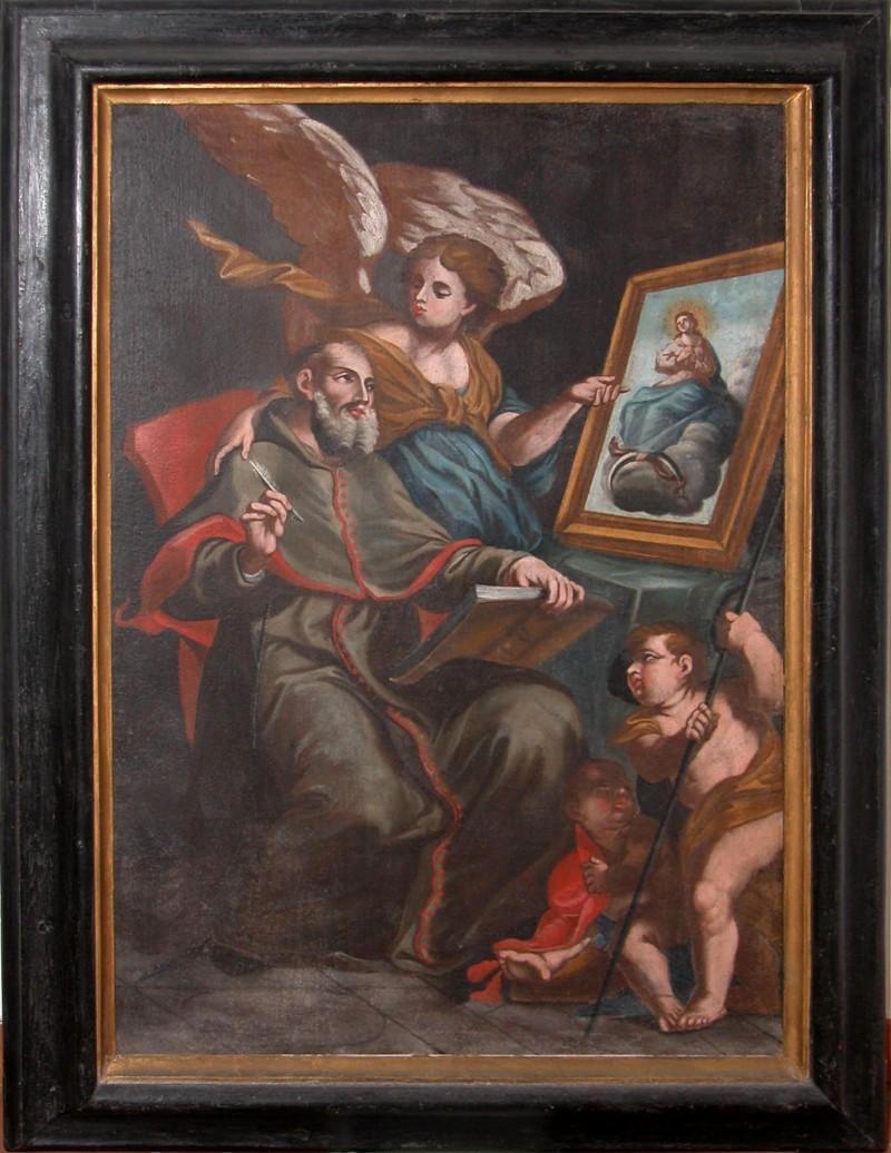 Ambito salentino sec. XVIII, Dipinto di San Bonaventura