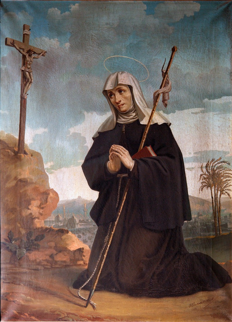 Marai L. sec. XIX, Sant'Angela Merici