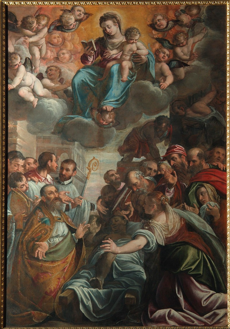 Donise Z 1605 Miracolo Di San Martino Vescovo Di Tours 5028946